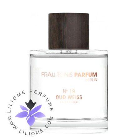 عطر ادکلن فراو تونیس پارفوم شماره 19 عود وایس پارفوم-Frau Tonis Parfum No 19 OUD Weiss Parfum