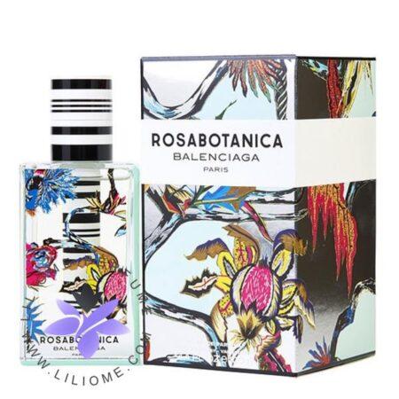 عطر ادکلن بالنسیاگا رزابوتانیکا-Balenciaga Rosabotanica
