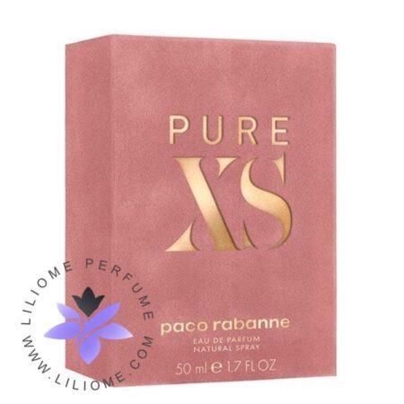 عطر ادکلن پاکو رابان پیور ایکس اس زنانه-Paco Rabanne Pure XS For Her