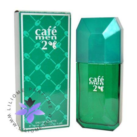 عطر ادکلن کافه من 2-سبز-Cafe Men 2