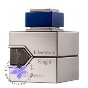 عطر ادکلن الحرمین لاونچر (لاونتر) نایت-Al Haramain L'Aventure Knight
