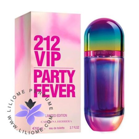 عطر ادکلن کارولینا هررا 212 وی آی پی پارتی فور-Carolina Herrera 212 VIP Party Fever