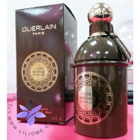 عطر ادکلن گرلن کویر اینتنس-Guerlain Cuir Intense