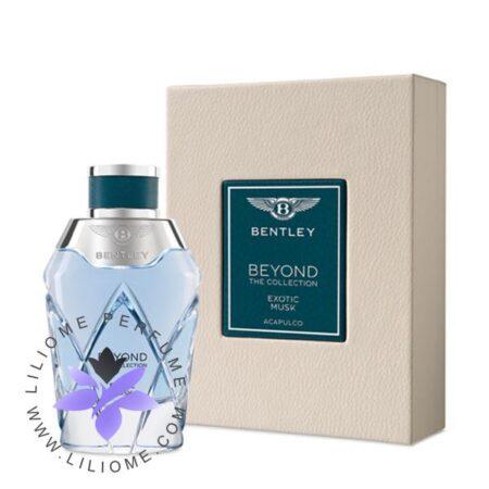 عطر ادکلن بنتلی اگزوتیک ماسک-Bentley Exotic Musk