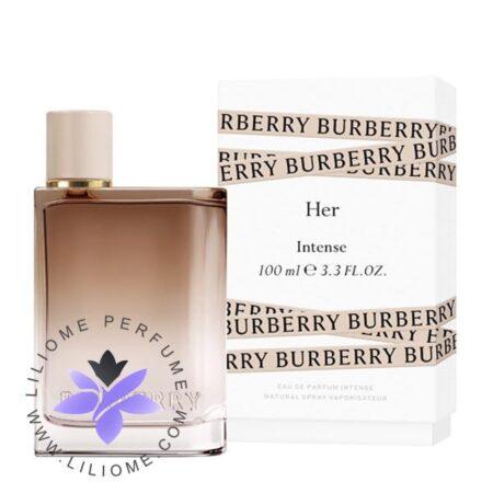عطر ادکلن باربری هر اینتنس-Burberry Her Intense