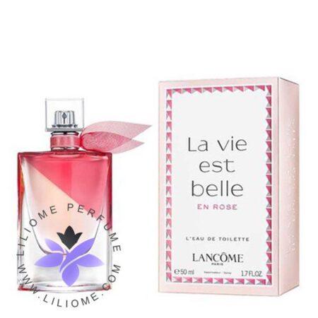 عطر ادکلن لانکوم لا ویه است بل ان رز-Lancome La Vie est Belle en Rose