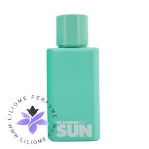 عطر ادکلن جیل ساندر سان پاپ گرین فیوژن-Jil Sander Sun Pop Green Fusion