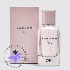 عطر ادکلن زارا واندر رز اینتنس-Zara Wonder Rose Intense