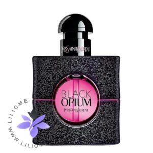 عطر ادکلن ایو سن لورن بلک اوپیوم نئون-Yves Saint Laurent Black Opium Neon