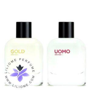 ادکلن زارا من سیلور و گلد-دوقلو | Zara Man Silver and gold