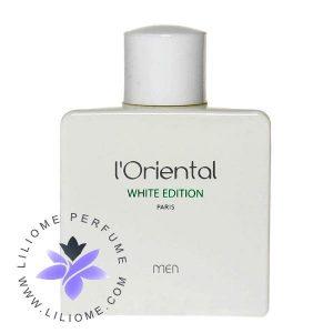 عطر ادکلن اورینتال سفید- وایت ادیشن | Geparlys L'oriental White Edition