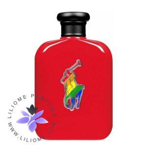 عطر ادکلن رالف لورن پولو رد پراید ادیشن قرمز | Ralph Lauren Polo Red Pride Edition