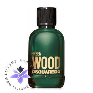 عطر ادکلن دی اسکورد گرین وود سبز | DSQUARED² Green Wood