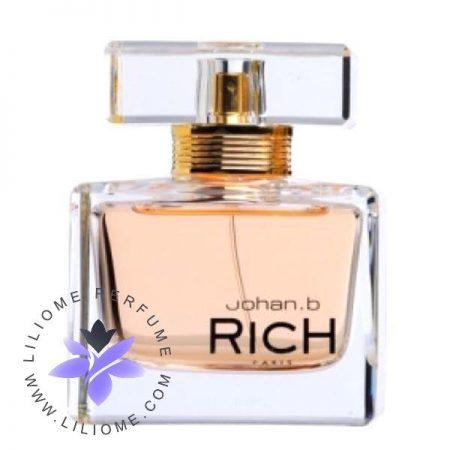 عطر ادکلن جوهان بی - ژوهان بی ریچ زنانه   Johan B Rich for women
