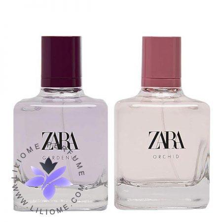 عطر ادکلن زارا گاردنیا و ارکید-دوقلو | Zara gardenia and orchid
