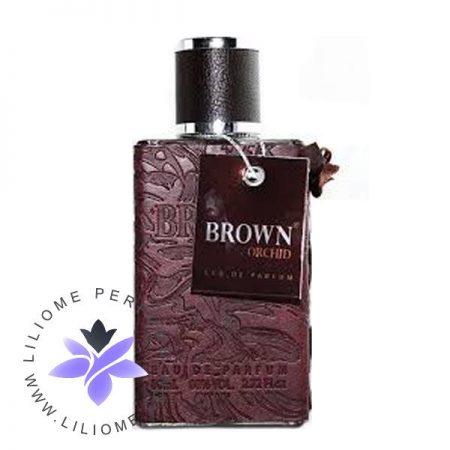 عطر ادکلن فرگرانس براون ارکید- ارکید قهوه ای | Fragrance World Brown Orchid