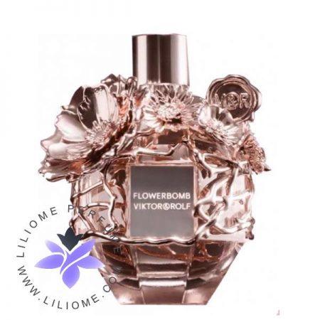 عطر ادکلن ویکتور اند رولف فلاوربمب 15 انیورساری اوت کوتور ادیشن   Viktor&rolf Flowerbomb 15th Anniversary Haute Couture Edition