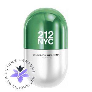 عطر ادکلن کارولینا هررا 212 ان وای سی پیلز زنانه | Carolina Herrera 212 NYC Pills for women