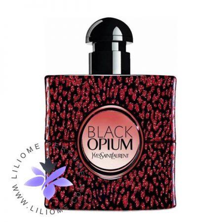عطر ادکلن ایو سن لورن بلک اوپیوم کریسمس کالکتور   YSL Black Opium Christmas Collector