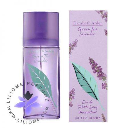 عطر ادکلن الیزابت آردن گرین تی لاوندر   Elizabeth Arden Green Tea Lavender