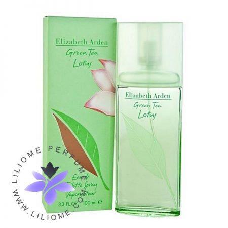 عطر ادکلن الیزابت آردن گرین تی لوتوس | Elizabeth Arden Green Tea Lotus