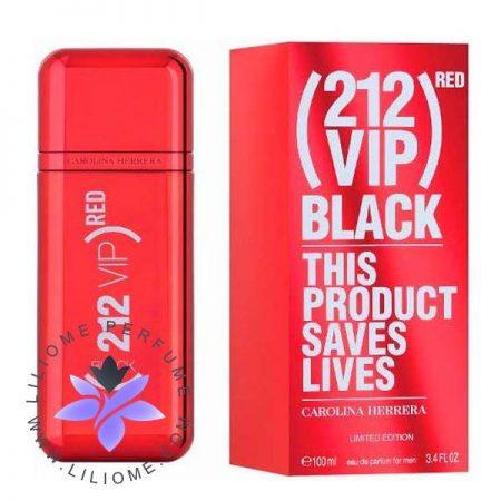 عطر ادکلن کارولینا هررا وی آی پی بلک رد | Carolina Herrera VIP Black Red