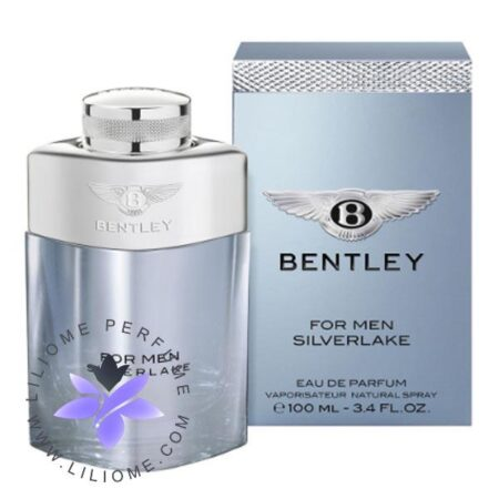 عطر ادکلن بنتلی فور من سیلورلیک مردانه   Bentley For Men Silverlake