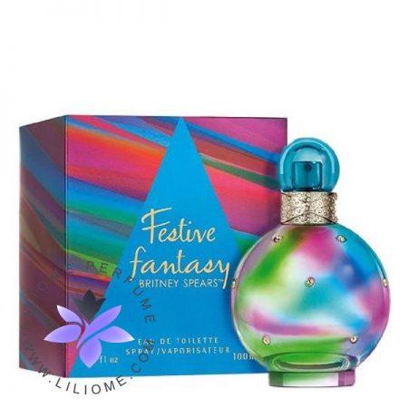 عطر ادکلن بریتنی اسپیرز فستیو فانتزی   Britney Spears Festive Fantasy