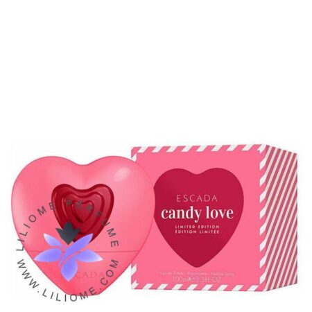 عطر ادکلن اسکادا کندی لاو   Escada Candy Love