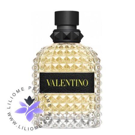 عطر ادکلن ولنتینو اومو بورن این روما یلو دریم | Valentino Uomo Born In Roma Yellow Dream