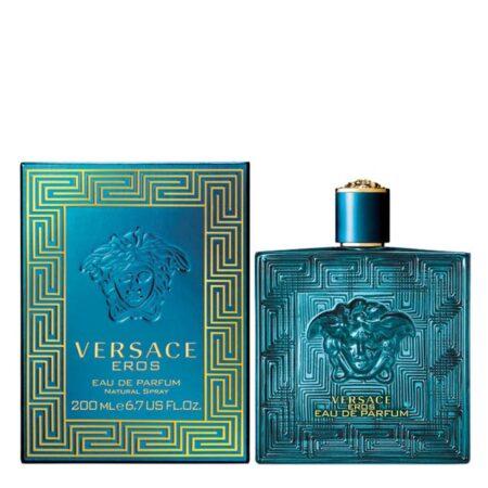 عطر ادکلن ورساچه اروس ادوپرفیوم مردانه | Versace Eros EDP for men 200ml