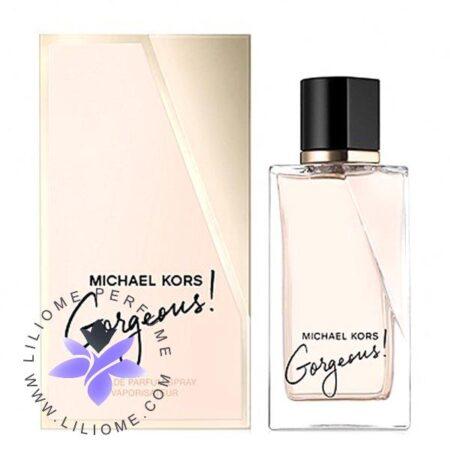 عطر ادکلن مایکل کورس گورجس | Michael Kors Gorgeous
