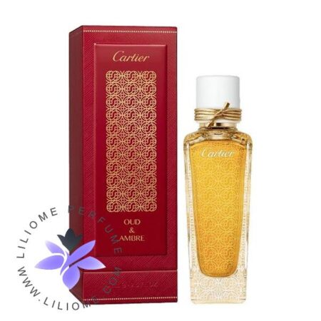 عطر ادکلن کارتیر عود اند امبر | Cartier Oud & Ambre
