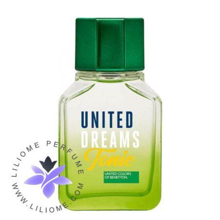عطر ادکلن بنتون یونایتد دریمز تونیک | Benetton United Dreams Tonic