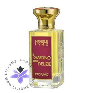 عطر ادکلن نوبیل 1942 2 جیاردینو دله دلیزی   NOBILE 1942 ll Giardino Delle Delizie