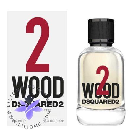 عطر ادکلن دسکوراد 2 وود   DSQUARED² 2 Wood