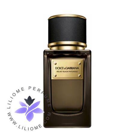 عطر ادکلن دولچه گابانا ولوت بلک پچولی | Dolce & Gabbana Velvet Black Patchouli
