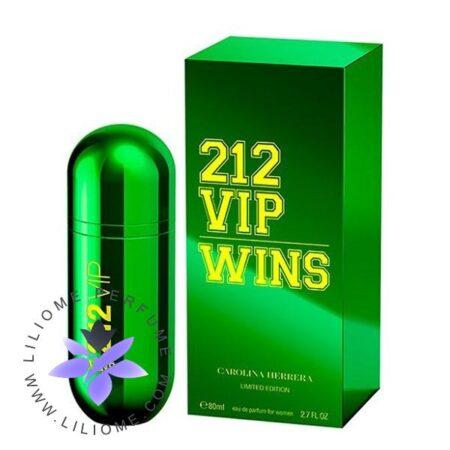 عطر ادکلن کارولینا هررا 212 وی آی پی وینز زنانه   Carolina Herrera 212 VIP Wins