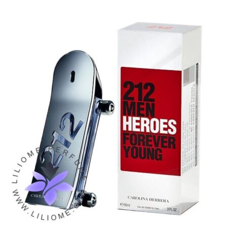 عطر ادکلن کارولینا هررا 212 مردانه هیروز   Carolina Herrera 212 Men Heroes