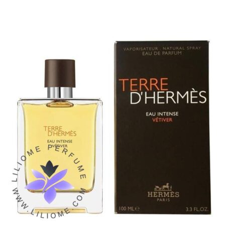 عطر ادکلن هرمس تق هرمس او اینتنس وتیور | Hermes Terre D'Hermes Eau Intense Vetiver