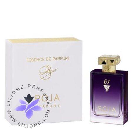 عطر ادکلن روژا داو 51 اسنس د پارفوم زنانه   Roja Dove 51 Pour Femme Essence De Parfum