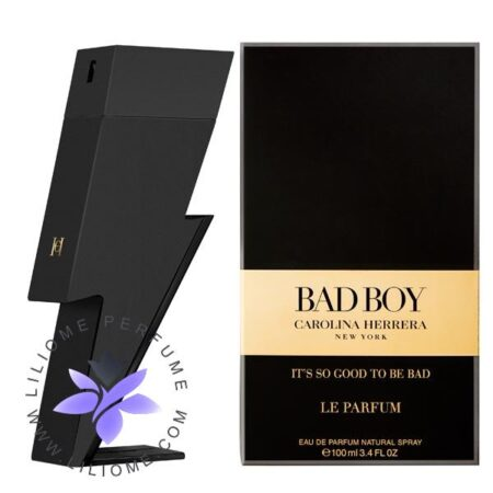 عطر ادکلن کارولینا هررا بد بوی له پرفیوم   Carolina Herrera Bad Boy Le Parfum
